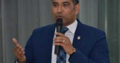 Diputado Luis Alberto expresa será respetuoso de la decisión de su partido