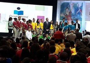 """Educación inicia el plan """"Cruzada Nacional por la Lectura"""""""