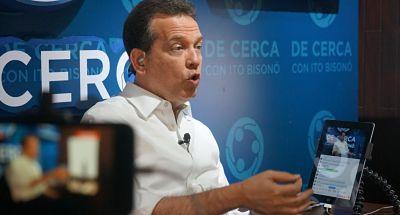 Ito Bisonó dice Gobierno ha demostrado incompetencia para controlar violencia