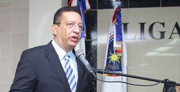 Jhonny Jones urge aprueben Ley para sostener Dominicana Limpia