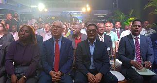 Ramón Cabrera lanzó su candidatura a la alcaldía de Santo Domingo Este