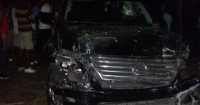 El Torito sufre accidente de tránsito en tramo Santiago-Licey