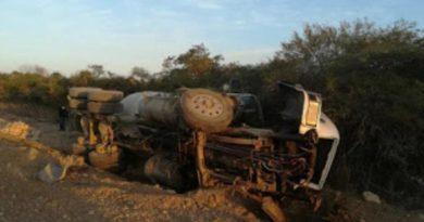 Un Haitiano muere en accidente de tránsito en Montecristi