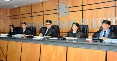 TSE conocerá el 14 de enero el recurso que habilitaría la repostulación de Medina