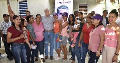Amarante: Los opositores internos del presidente Medina se han desbocado