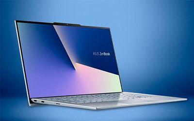 Asus renueva sus portátiles ZenBook y VivoBook, y lanza un nuevo StudioBook
