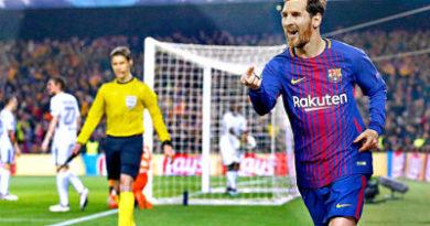 El Barcelona aumenta su ventaja en la Liga de España