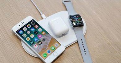 El esperado cargador inalámbrico AirPower de Apple entra a producción