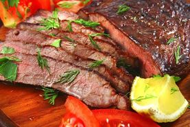 Carne roast beef exquisita