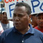 Sector del Falpo se desvincula de lanzamiento de excremento a la Suprema
