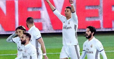 El Real Madrid busca sacudirse ante el Leganés