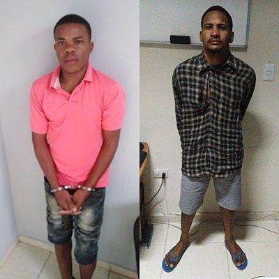 Policía apresa implicados en asesinato de pareja en SFM