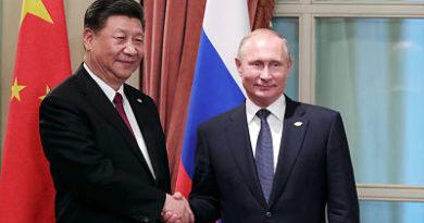 Posible entente entre Rusia y China sera fuerte pesadilla para EEUU.