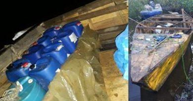 Incautan tres embarcaciones que utilizarían para viajes ilegales a Puerto Rico