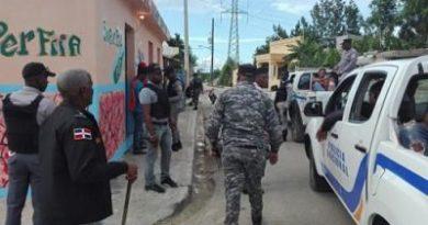 PN y militares hacen operativos en Santiago y las provincias del Noroeste