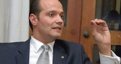"Ramfis Domínguez Trujillo: ""Políticos corruptos tienen miedo de que yo llegue al poder"""