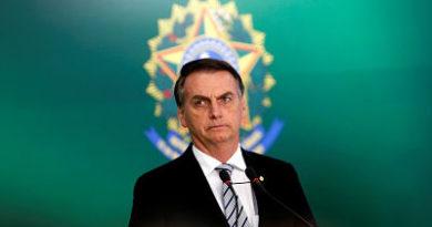 Bolsonaro tomará posesión como presidente de Brasil bajo unas draconianas medidas de seguridad