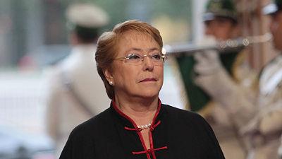 """Columna del Financial Times asegura que Michelle Bachelet """"encajaría perfecto"""" en la presidencia del Banco Mundial."""