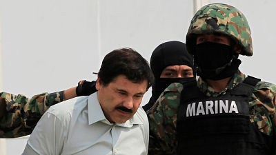 Revelan los detalles de la vida 'ordenada' de 'el Chapo' en las montañas de Sinaloa