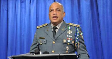 PN cancela oficiales estaban con coronel asesinado en Baní