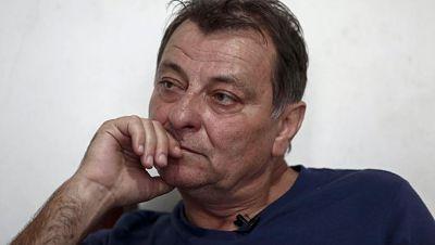 Césare Battisti, detenido en Bolivia