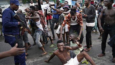 El opositor Tshisekedi gana las elecciones presidenciales en Congo