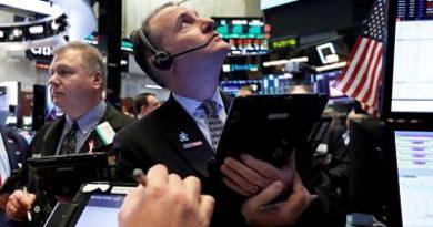 Wall Street cierra el 2018 con bajas