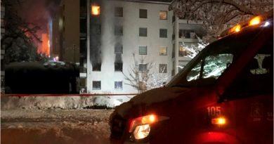 Dominicano se suicida con hijos de 8 y 3 años prendiéndose fuego en un apartamento en Suiza