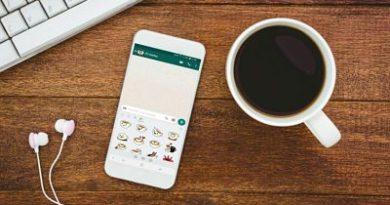 WhatsApp permitirá añadir stickers en fotos, vídeos y GIFs