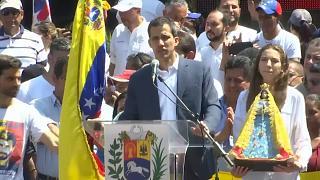 Guaidó pone sus ojos en Europa para echar a Maduro