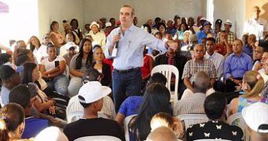 Abinader: conocemos las necesidades de las provincias y dónde obtendremos el dinero para resolverlas