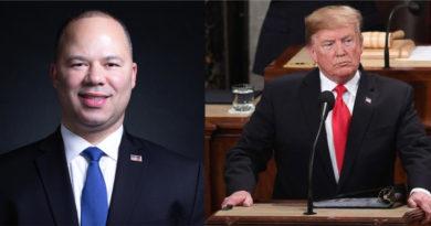 Agente federal dominicano alabado por Trump llegó a los ocho años de RD a Estados Unidos