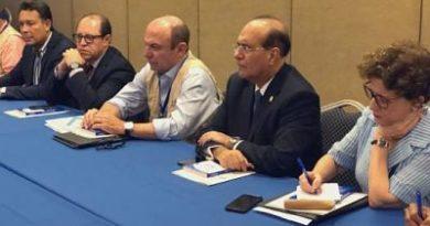 Castaños Guzmán jefe de observadores en elecciones El Salvador