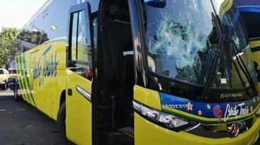 Detienen chofer de Caribe Tours acusado de matar a un motorista