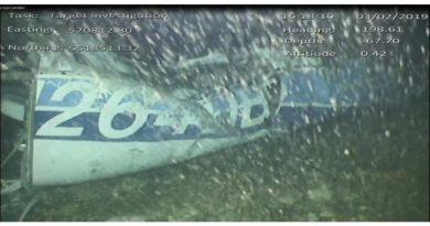 Encuentran un cuerpo sin vida en el avión en el que viajaba Emiliano Sala (IMAGEN)