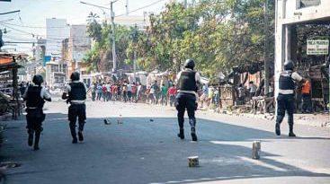 Embajada EEUU en Haití acoge llamado a diálogo del presidente Jovenel Moïse