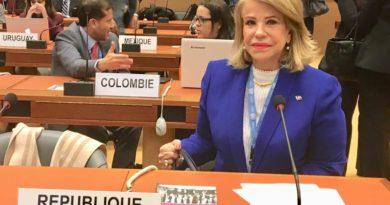 Ex embajadora alterna Gilka Meléndez cuestiona nueva Ley Electoral