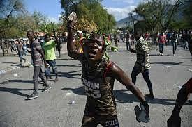 HAITI INTENSO: Huelgas seguirá hasta la renuncia del presidente