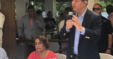 Leonel Fernández impulsará un plan de Desarrollo Sustentable en la frontera