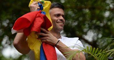 Leopoldo López cumple cinco años preso y su partido sigue desafiando a Maduro