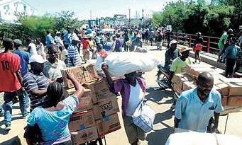 Militarizan estaciones de combustibles en zonas fronterizas del país