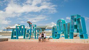 Puerto Plata lidera en el recibimiento de buques de cruceros en enero 2019