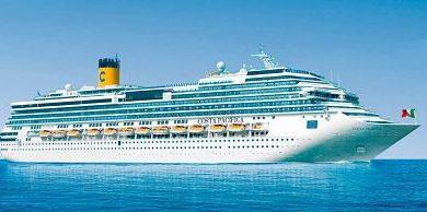 RD recibe esta semana 10 buques de cruceros