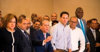 Reinaldo dice sociedad quiere rostros nuevos para 2020