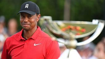 Tiger Woods el mejor regreso