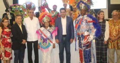 ADN convoca al carnaval de Santo Domingo este domingo 24 de febrero