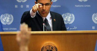 Arreaza: ONU y Cruz Roja Internacional no participan en show de EEUU