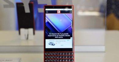 Blackberry Key 2 Red Edition: nuevo color para uno de los Android más seguros