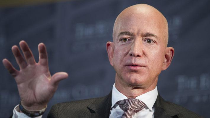 Abogado de diario estadounidense niega chantaje a Jeff Bezos tras las acusaciones del multimillonario