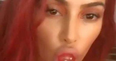 ¡Kim Kardashian se estrena como pelirroja!
